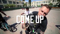 My boy Casta riding in a game of bike with Adam22